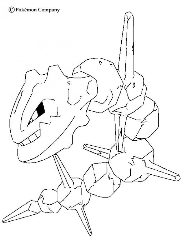 Jirachi pokemon coloring pages
