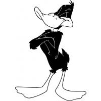 Daffy duck coloring pages