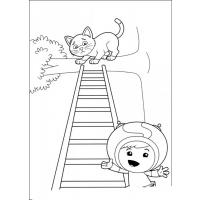 Umizoomi coloring pages