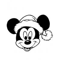 Coloring Pages For Christmas Disney